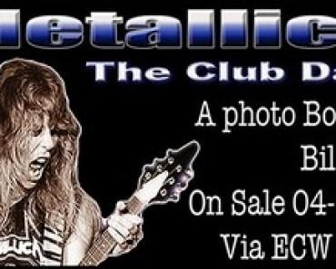 Bill Hale Metallica book