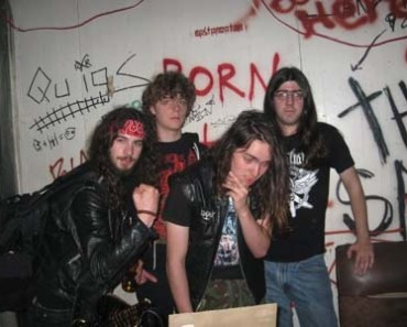 Black Moor band 2009