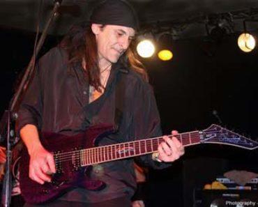 Graham Greene guitarist