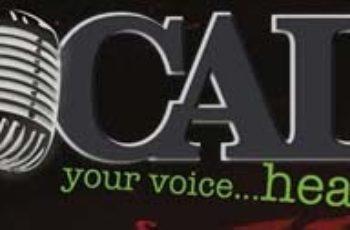 Vocals Magazine logo