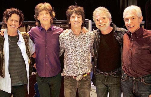 Interview with Chuck Leavell of the Rolling Stones