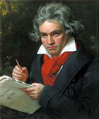 Ludwig Van Beethoven Perfect Pitch
