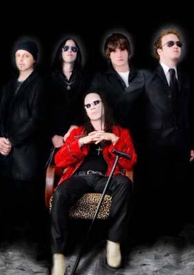 Mark Cashin band