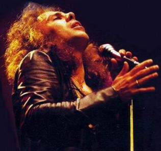 Ronnie James Dio live black sabbath