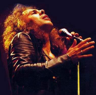 Ronnie James Dio live black sabbath