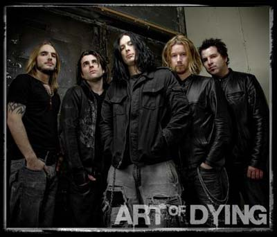 Art Of Dying band