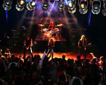 Doro Pesch live concert