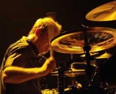 Ben Smith heart drummer live