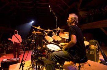 Monte Yoho Outlaws drummer