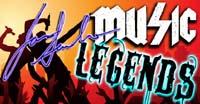 Music Legends Interviews logo contact