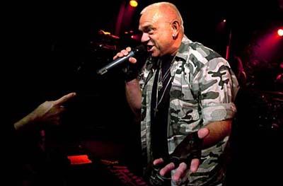 Udo Dirkschneider Interview : Former Accept Singer 2010-03-27