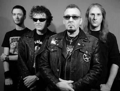 Al Atkins Interview Former Judas Priest frontman | March 2010
