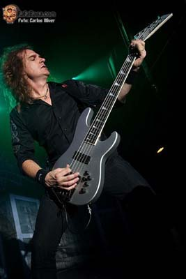 Interview with David Ellefson of Megadeth 2010