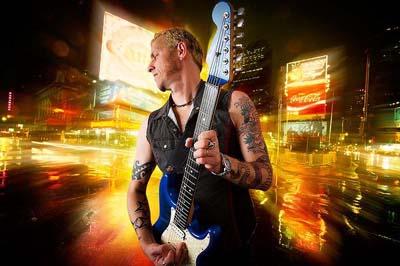 Gary Hoey guitarist