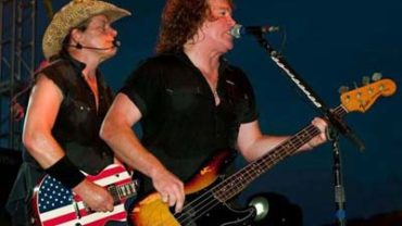 Greg Smith Ted Nugent