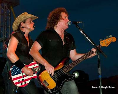 Greg Smith Interview TED NUGENT Bassist