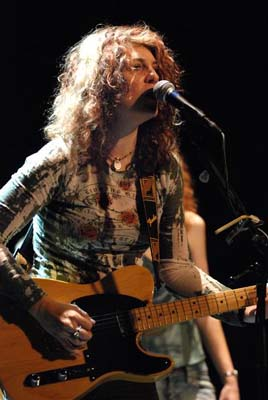 Janet Robin guitar