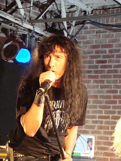 Joey Belladonna Interview: Talks Anthrax, Life on the Road (May 2008)