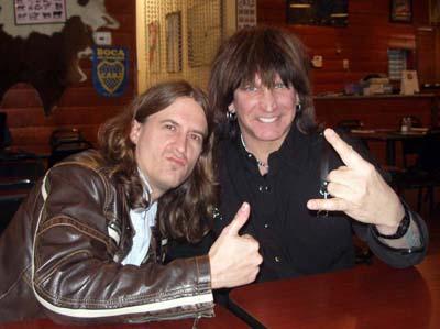 Michael Angelo Batio Interview | Guitarist on Double Neck Guitars (2010)