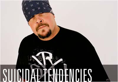Mike Clark | Suicidal Tendencies Guitarist (2010 Interview)