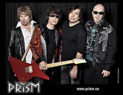 Prism Interview – Guitarist Al Harlow talks Touring with the Band