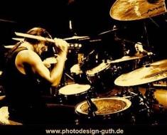 Randy Black drummer