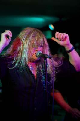Steve Grimmett Interview, Grim Reaper vocalist