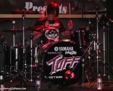 Tod Burr Tuff
