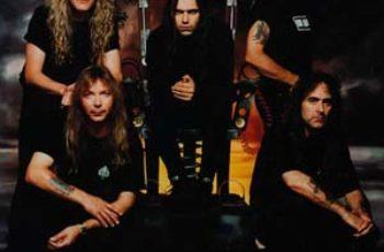 Blaze Bayley Iron Maiden era