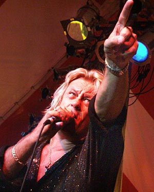 Brian Howe Interview – Talks Bad Company, The Circus Bar