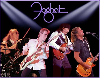 Foghat band promo photo