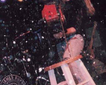 Jesse James Dupree Jackyl chainsaw