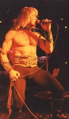 Jon Mikl Thor singer