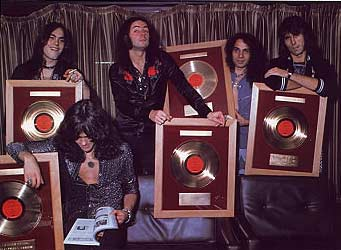 Rainbow gold records