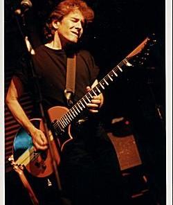 Rick Vito guitar