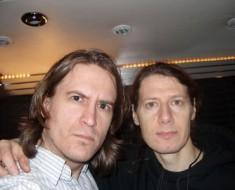 Rob De Luca and Jason Saulnier