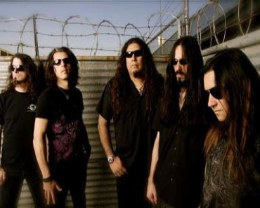 Testament band 2008