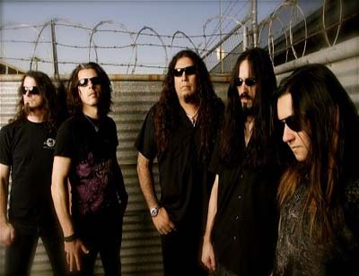Testament band 2008