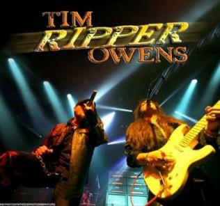 Tim ripper Owens Yngwie Malmsteen