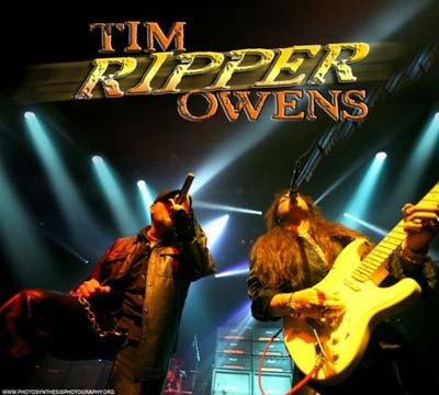 "Tim ""Ripper"" Owens Yngwie Malmsteen"