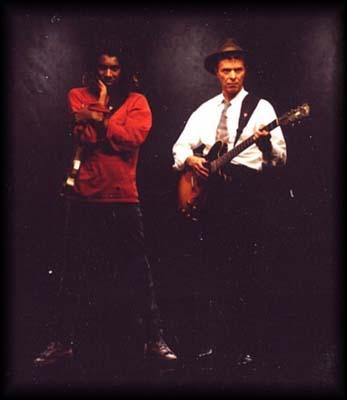 Tony Springer Interview – David Bowie Guitarist talks Trinidad