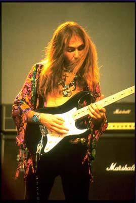 Uli Jon Roth guitar