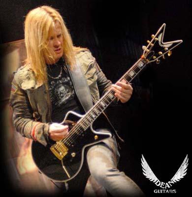 Glen Drover Interview Former Megadeth Guitarist