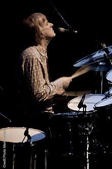 Jim McCarty The Yardbirds drummer