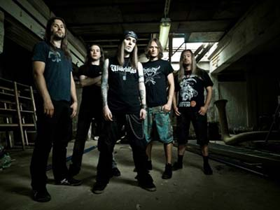 Roope Latvala Interview, Children Of Bodom guitarist