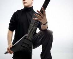 Devin Townsend guitarist