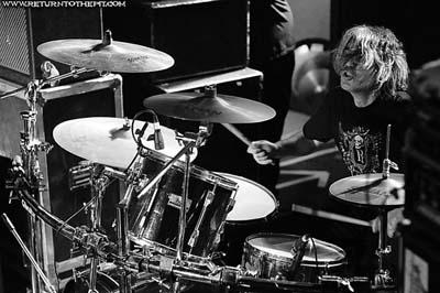 Michel Langevin Interview 2011 | Voivod Drummer