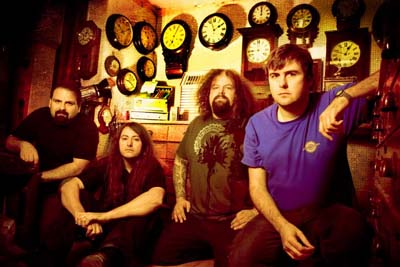 Barney Greenway Interview | Napalm Death Frontman on Touring Canada