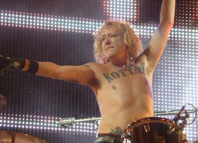 James Kottak: Scorpions Drummer (2011 Interviews)