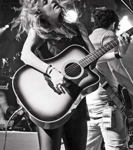 Carmen Townsend live
